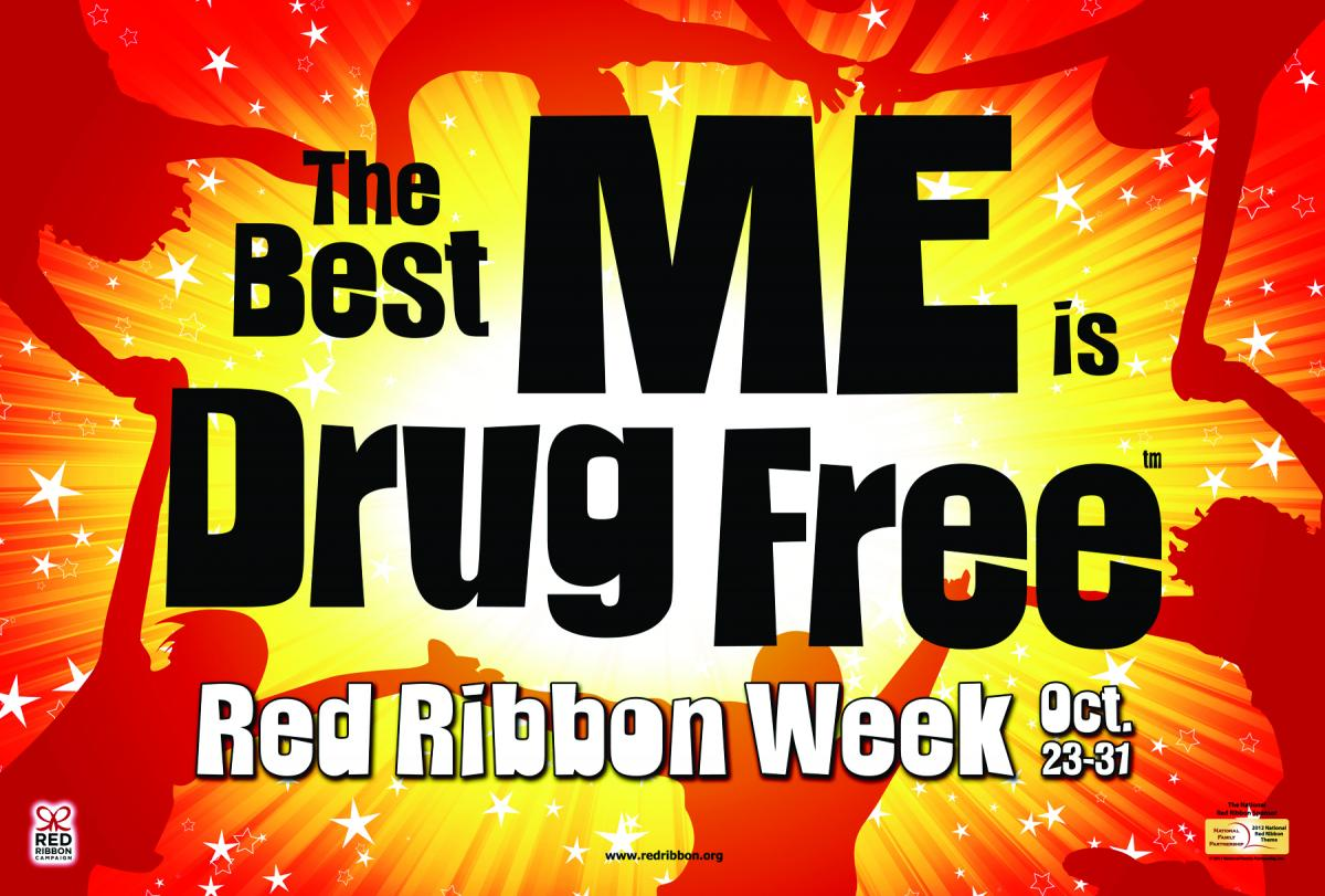 Red Ribbon Week calls for a drug-free life style | The Ada Icon