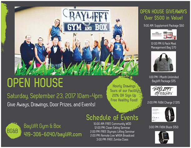 gym events