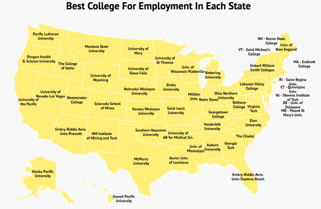 ONU\'s prestigious spot among Ohio colleges and universities ...