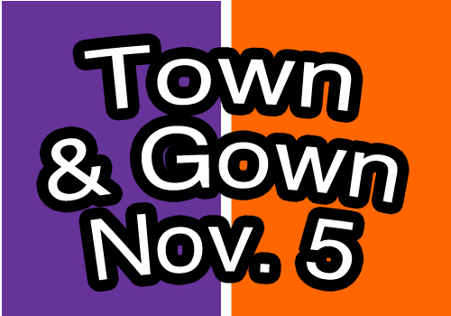 Town and Gown committee accepting Distinguished Citizen nominations ...