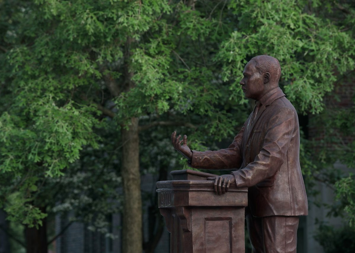MLK statue to be dedicated at ONU - The Lima News