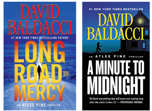 Book Reviews Ny Times Best Selling Author David Baldacci Doesn T Disappoint The Ada Icon