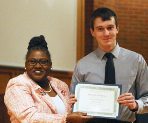 Ada High School students winners in MLK essay contest | The Ada Icon