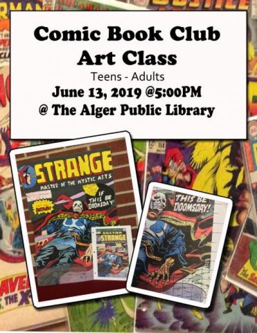 Learn to draw comic book superheroes   The Ada Icon