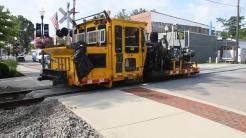 Railroad in Ada August 2019