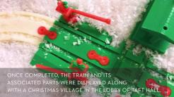 3D Printing a Holiday Train Set